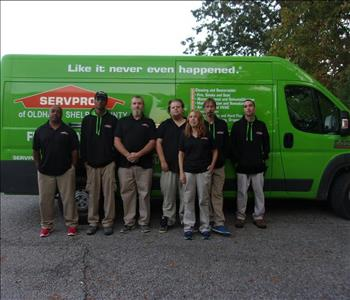 SERVPRO of Oldham/Shelby County Team