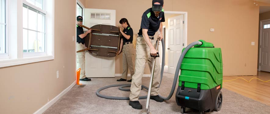 Shelbyville, KY residential restoration cleaning